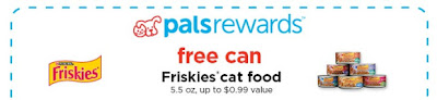 free can of friskies cat food at petco printable coupon