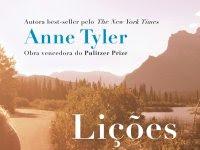 Resenha - Lições de Vida -  Anne Tyler