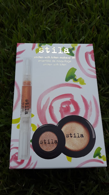Stila Smitten With Kitten Makeup Set www.modenmakeup.com
