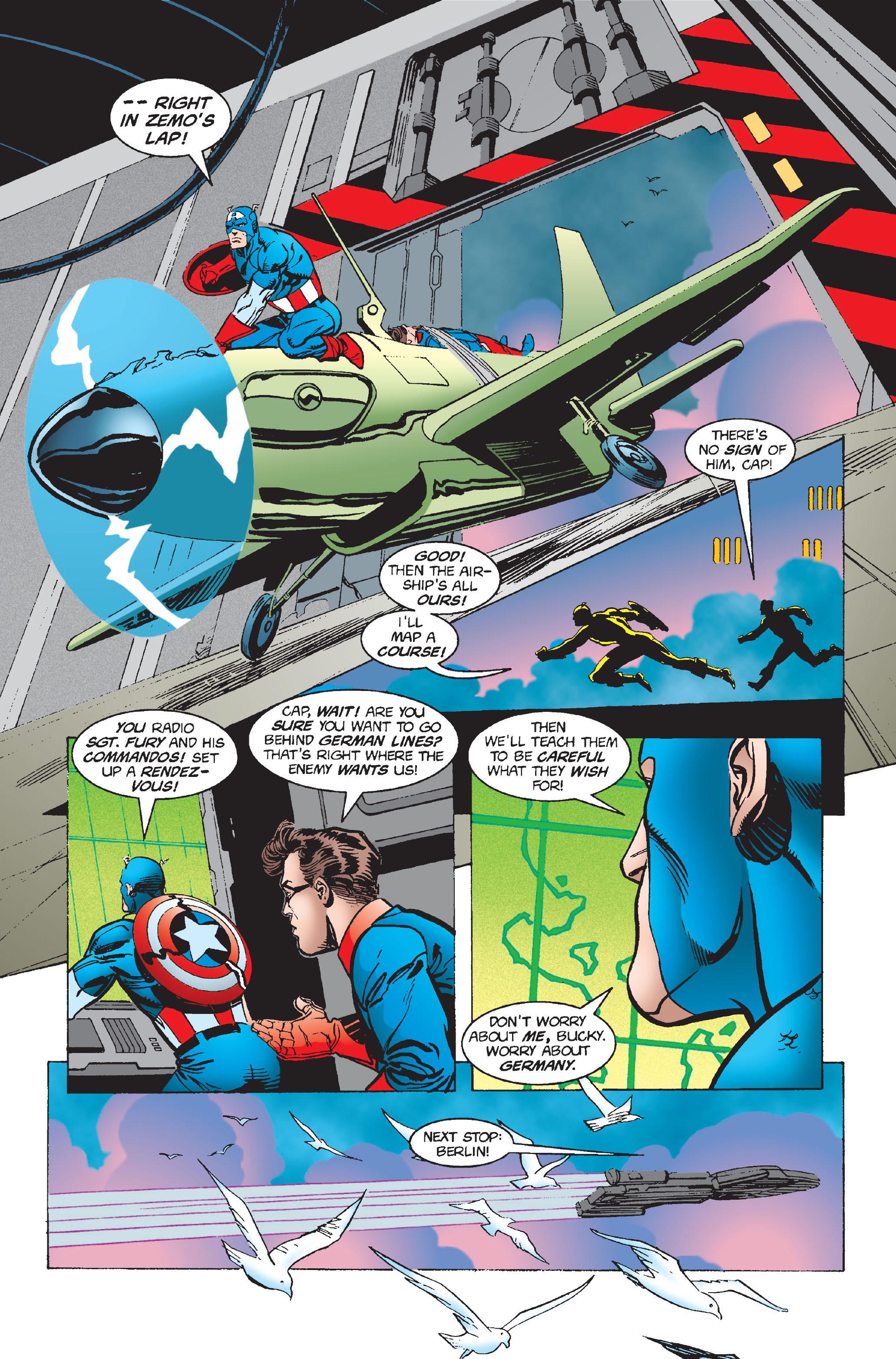 Captain America (1968) Issue #448 #402 - English 19