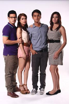 Angelito: Ang Bagong Yugto lead stars JM de Guzman, Charee Pineda, John Prats and Kaye Abad