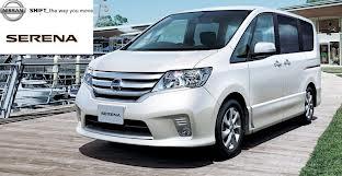 Nissan Serena merupakan line-up MPV (Multi-Purpose Vehicle) yang pertama kali dirilis di Indonesia pada tahun 2004. Menawarkan kemewahan serta kenyamanan dalam berkendara juga menjadi salah satu karakteristik Serena