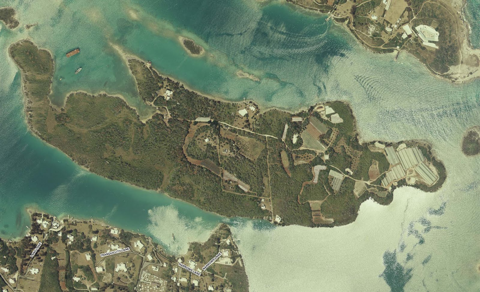 Smiths Island Archaeology Project - Bermuda 2012-2019