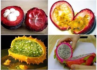 buah eksotis di dunia