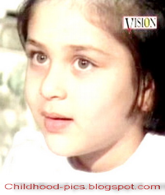 childhood pictures kareena kapoor childhood pictures