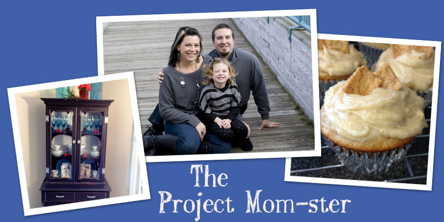 The Project Mom-ster