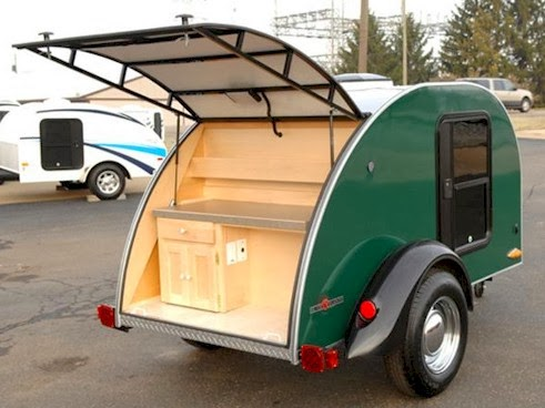 More Teardrop Trailer Rentals