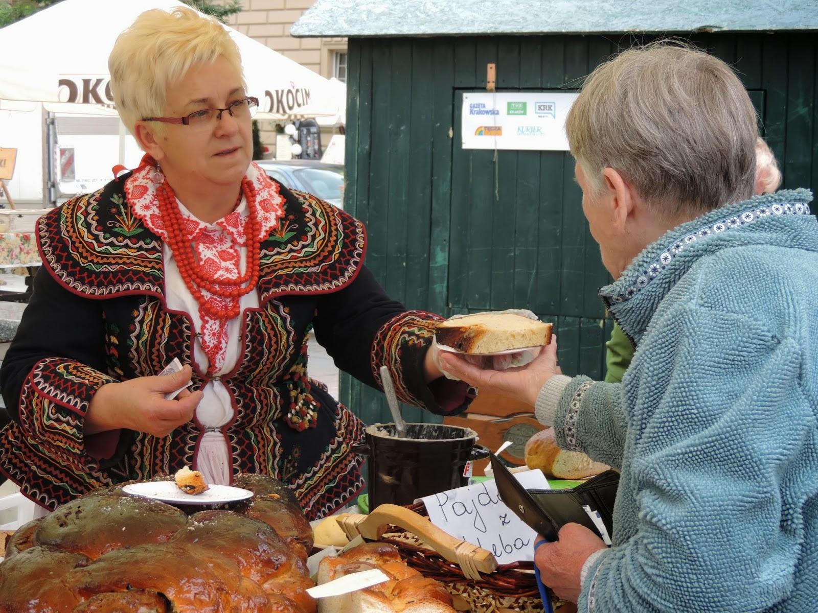 "Festiwal ""Cepelia"" - pieczywo i ciasta | The Cepelia festival's fair (breads and cakes)"