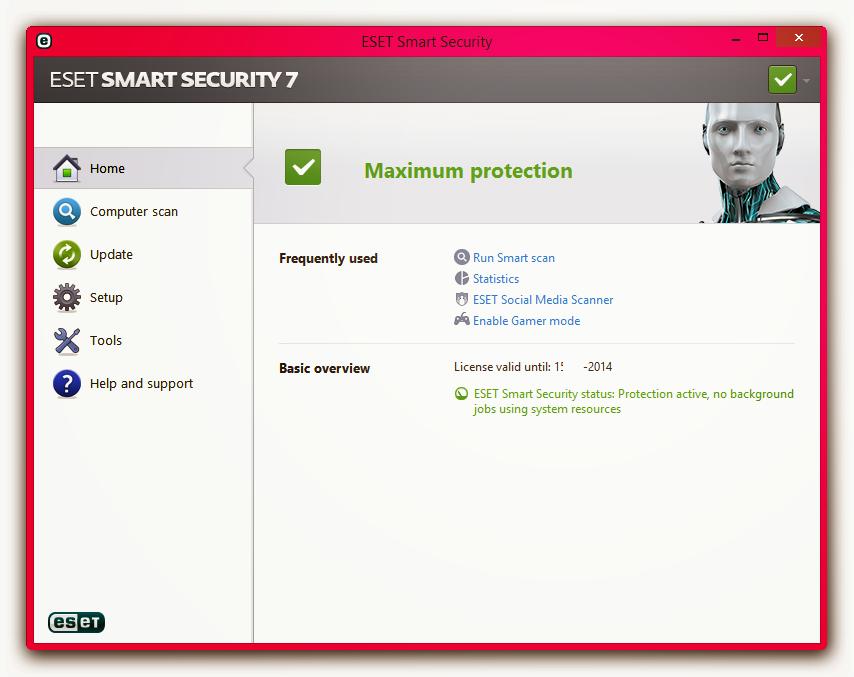 license key below eset nod32 antivirus 10 2020 facebook