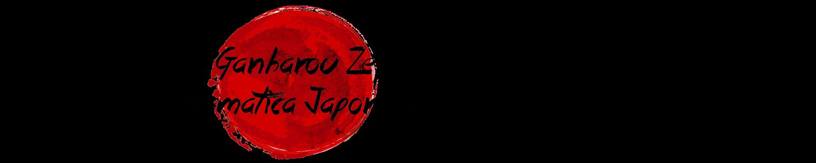 Ganbarou Ze! - Gramática Japonesa