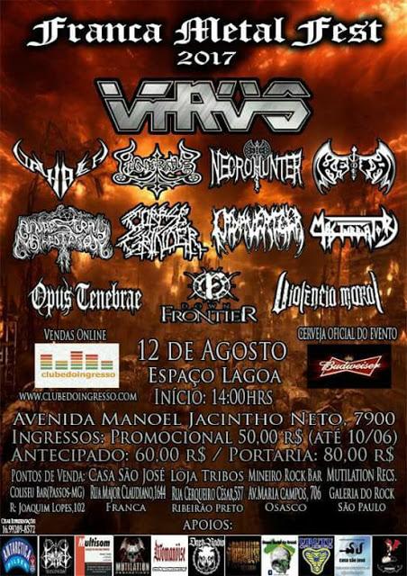 Franca Metal Fest