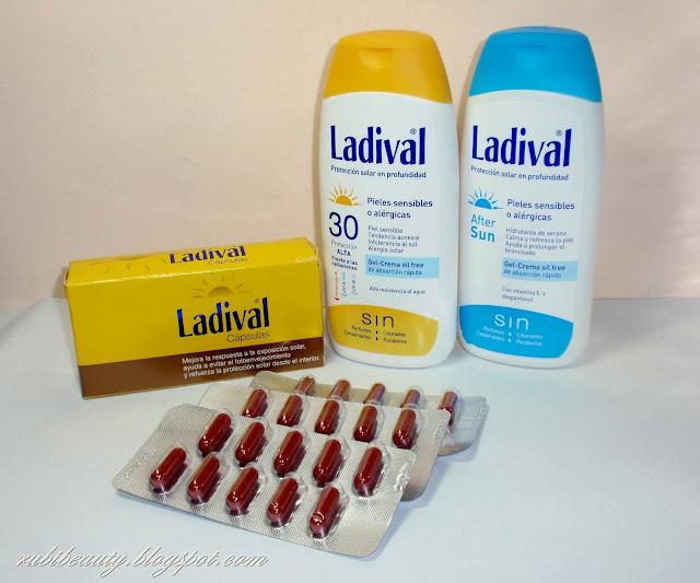 rubibeauty review proteccion solar piel alergica atopica acne ladival capsulas bronceado