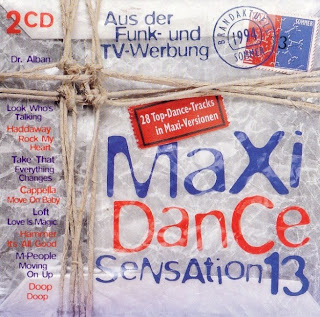 Maxi Dance Sensation vol. 13 (1994)