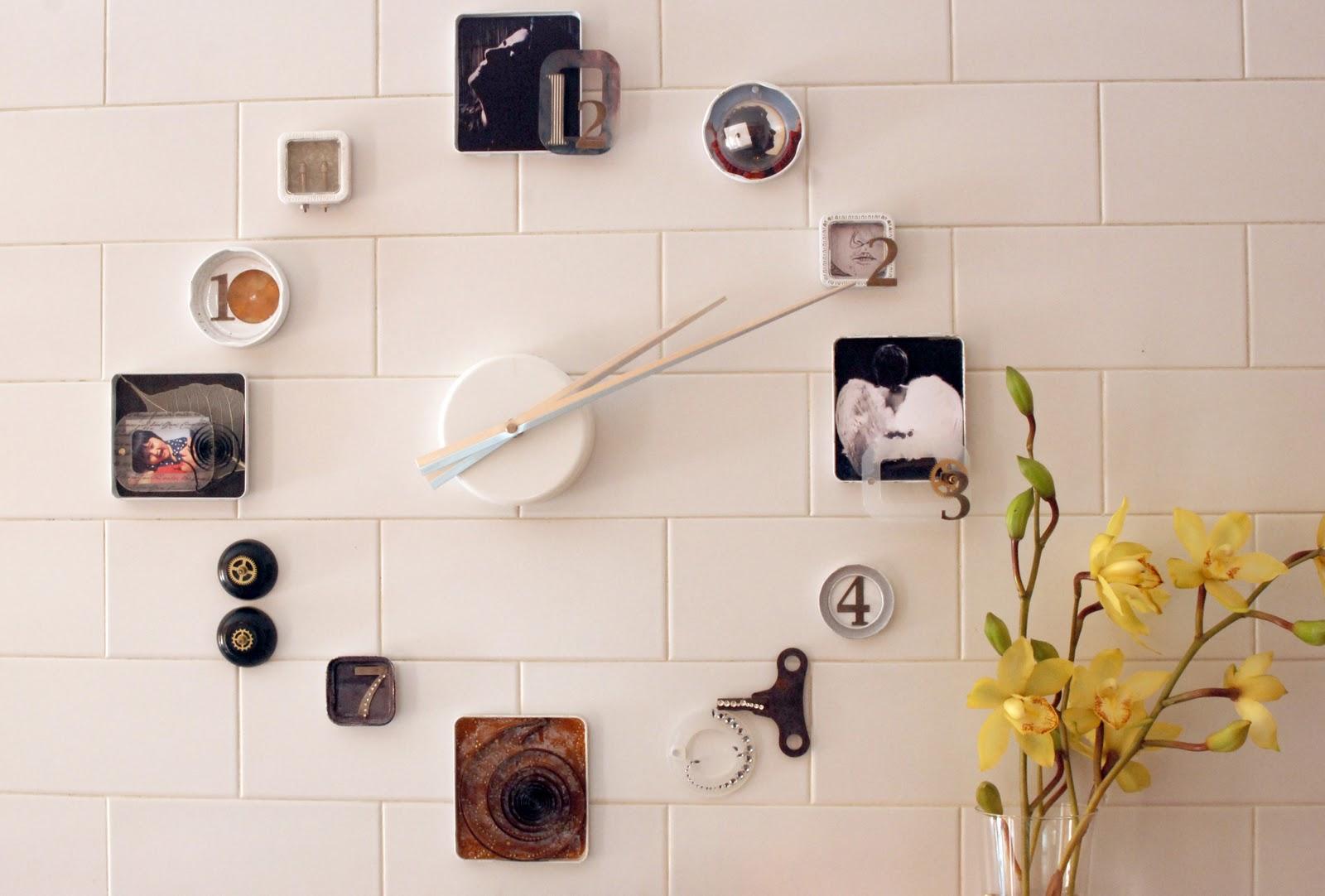 Ideias Para Reciclar E Decorar Com Objetos Velhos Like3za -> Como Decorar Parede De Sala Com Material Reciclados