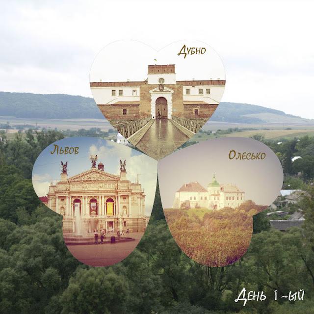 дорогами Украины, путешествия по Украине, достопримечательности Украины