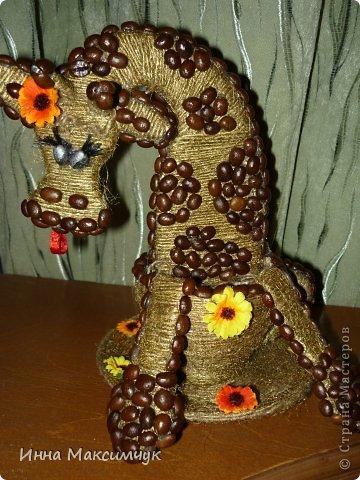 Мастер класс жираф из шпагата
