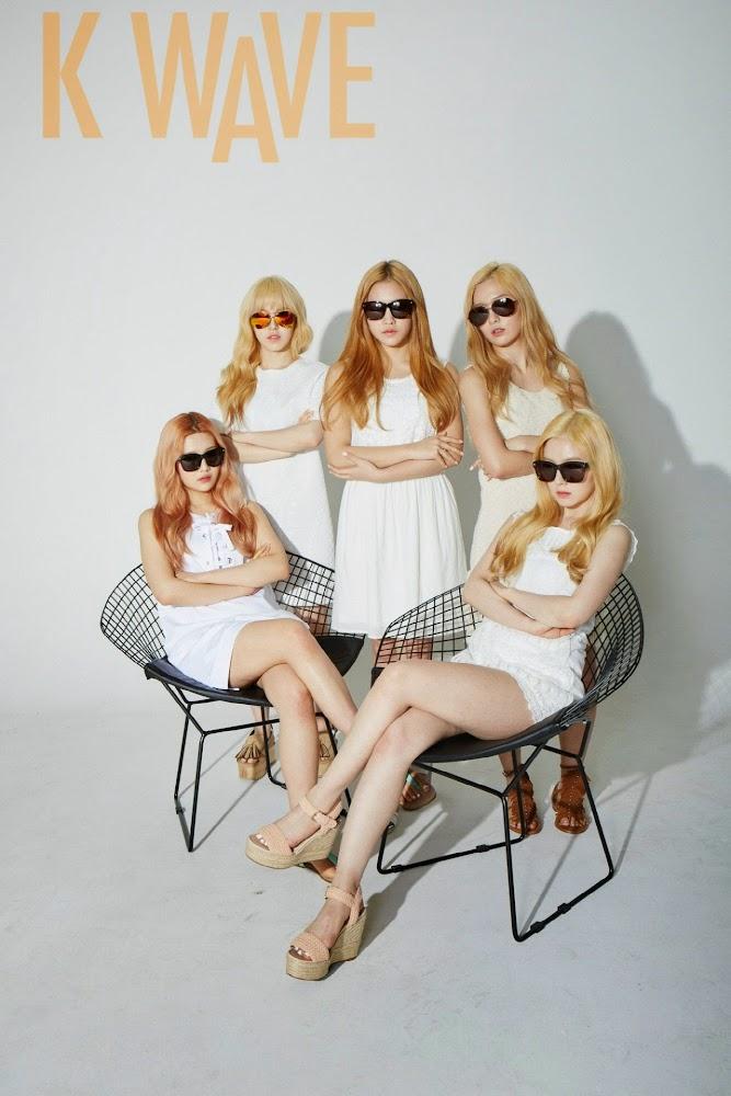 Red Velvet Kwave 2015
