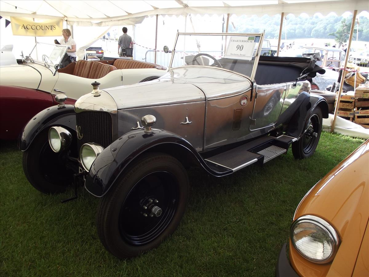 Classic Cars at Charterhouse Makes Over £500,000 | Charterhouse ...