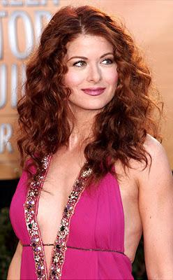 Debra Messing actriz de cine