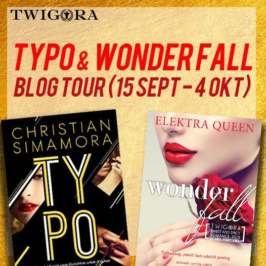 Blog Tour TYPO