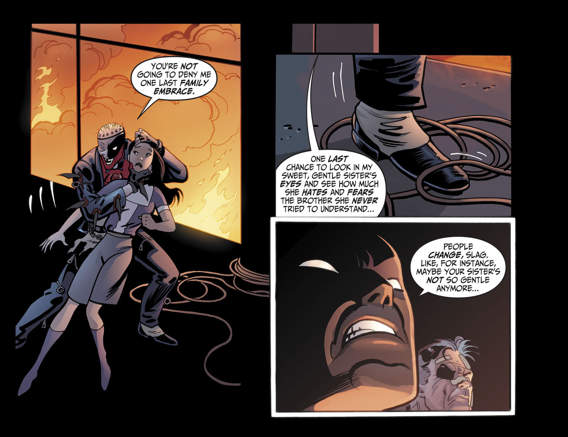 Batman Beyond (2012) Issue #18 #18 - English 17