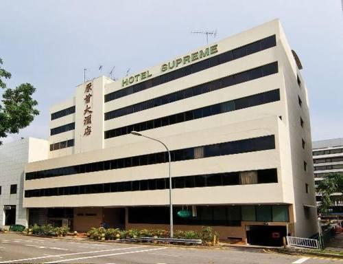 Hotel Supreme Singapura