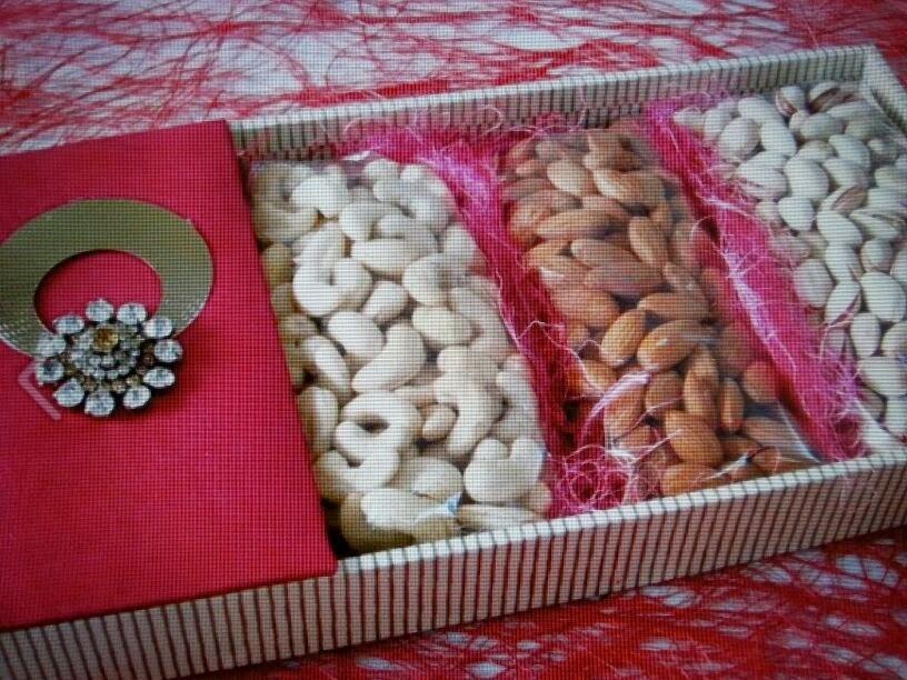 Ranjana arts ranjanaarts november 2013 dry fruit packing ideas indian wedding packing ideas trousseau packing aana decoration trays manufacturers boxes junglespirit Images