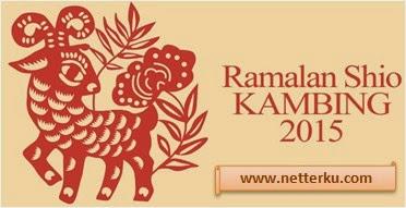Ramalan Shio Kambing Tahun 2015 Dari Blog Netterku.com