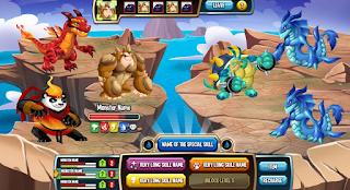 Monster Legends v3.2.2 MOD APK (Unlimited All)