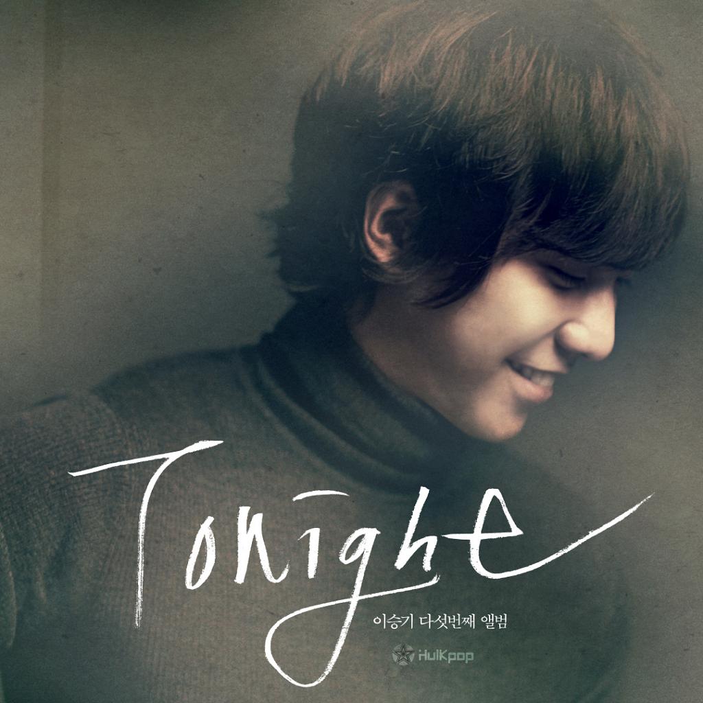 Lee Seung Gi – Vol.5 Tonight