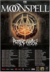 "Rotting Christ ""The Herectics"" tour"