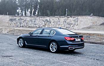 Would America go for a BMW 730d?