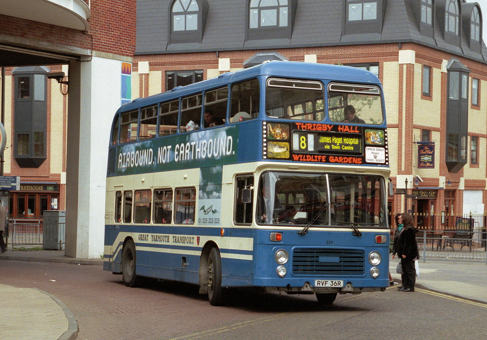 journey from great yarmouth bristol