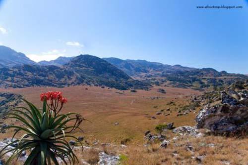 Binga - A Montanha Mais Alta de Moçambique (c/ Fotos)