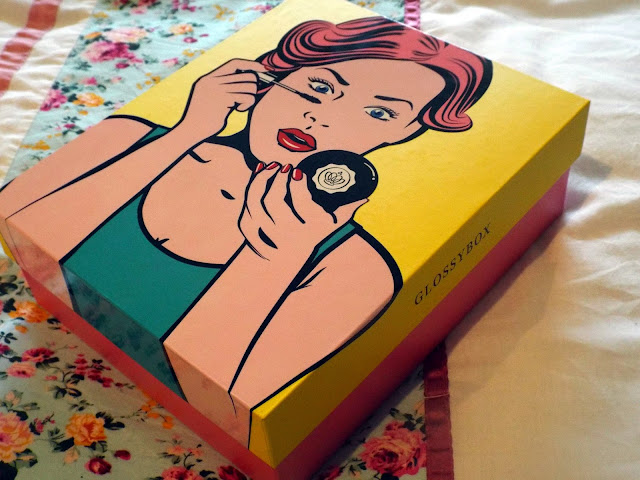 Glossy Box Pop Art Edition