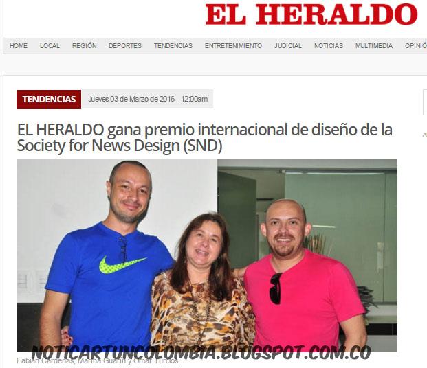 NOTICIAS DE CARTOON EN COLOMBIA: TURCIOS EN EQUIPO GANADOR ...