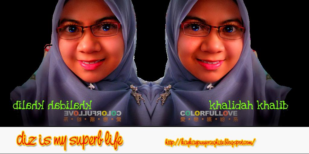 diz is my superb life..
