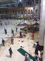 Korban Kecelakaan Masjid Al-Haram Makkah