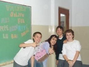 Primero A de Lourdes 2012