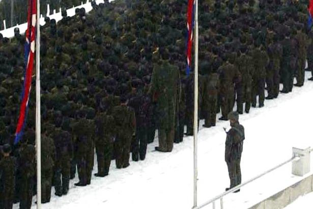 Tentara Raksasa Korea Utara