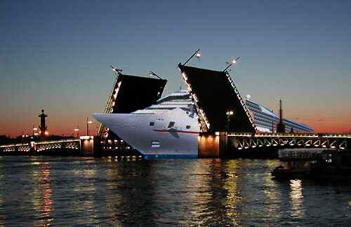 Морские круизы по Балтике должны начинаться в Северной столице