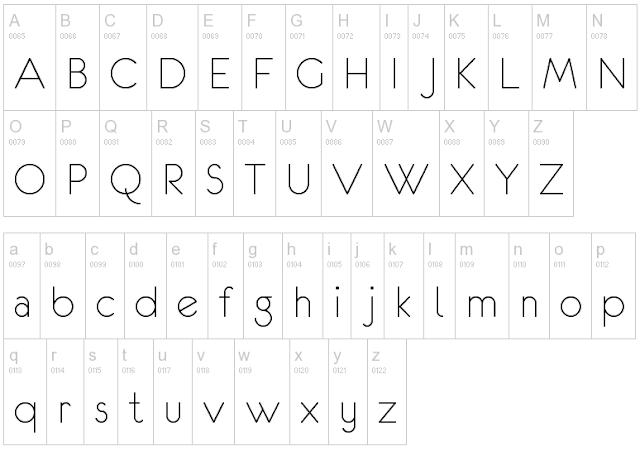 Eurofurence San Serif Font