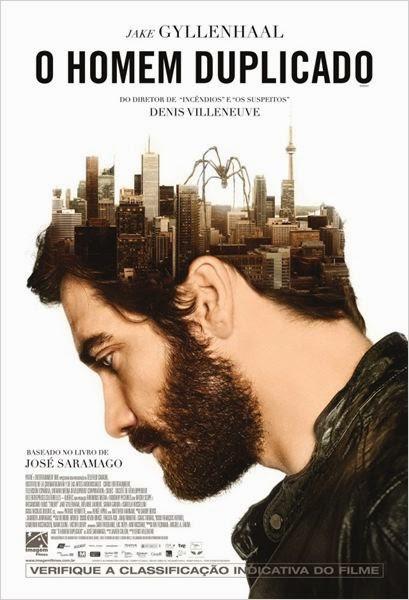 """Poster do Filme """"O Homem Duplicado"""""""