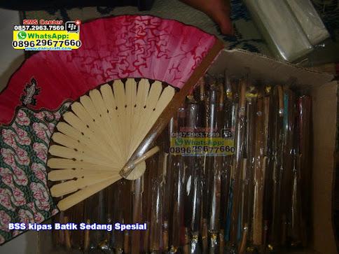 kipas Batik Sedang Spesial jual