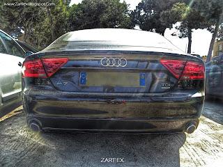 Carro de lujo - Audi A7
