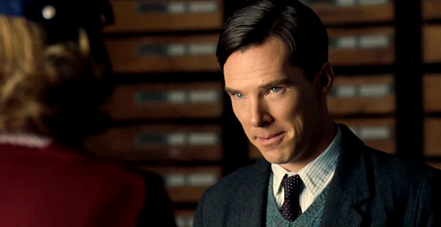 the imitation game-keira knightley-benedict cumberbatch
