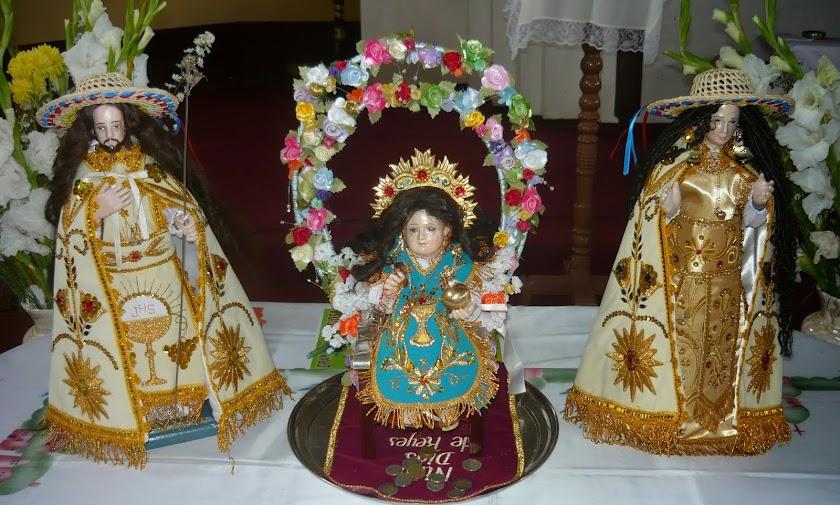 Niño Dios de Reyes- Salas, Perú