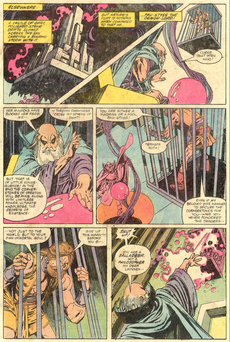 Conan the Barbarian (1970) Issue #129 #141 - English 12
