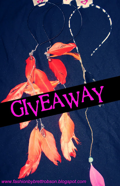 VLOG entry 2: FEATHER ACCESSORY INTERNATIONAL GIVEAWAY