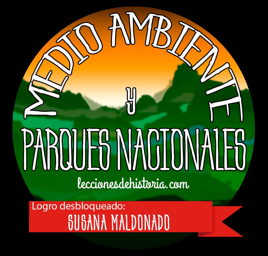 Medio ambiente y Parques Nacionales